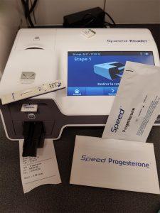 Suivi de la gestion - Dosage de la progestérone - Clinique Vétérinaire des Acacias Saint-Brévin